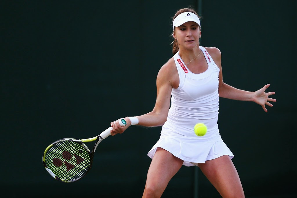 Tennis players a2z belinda bencic hot new nice images 2014 for New nice images