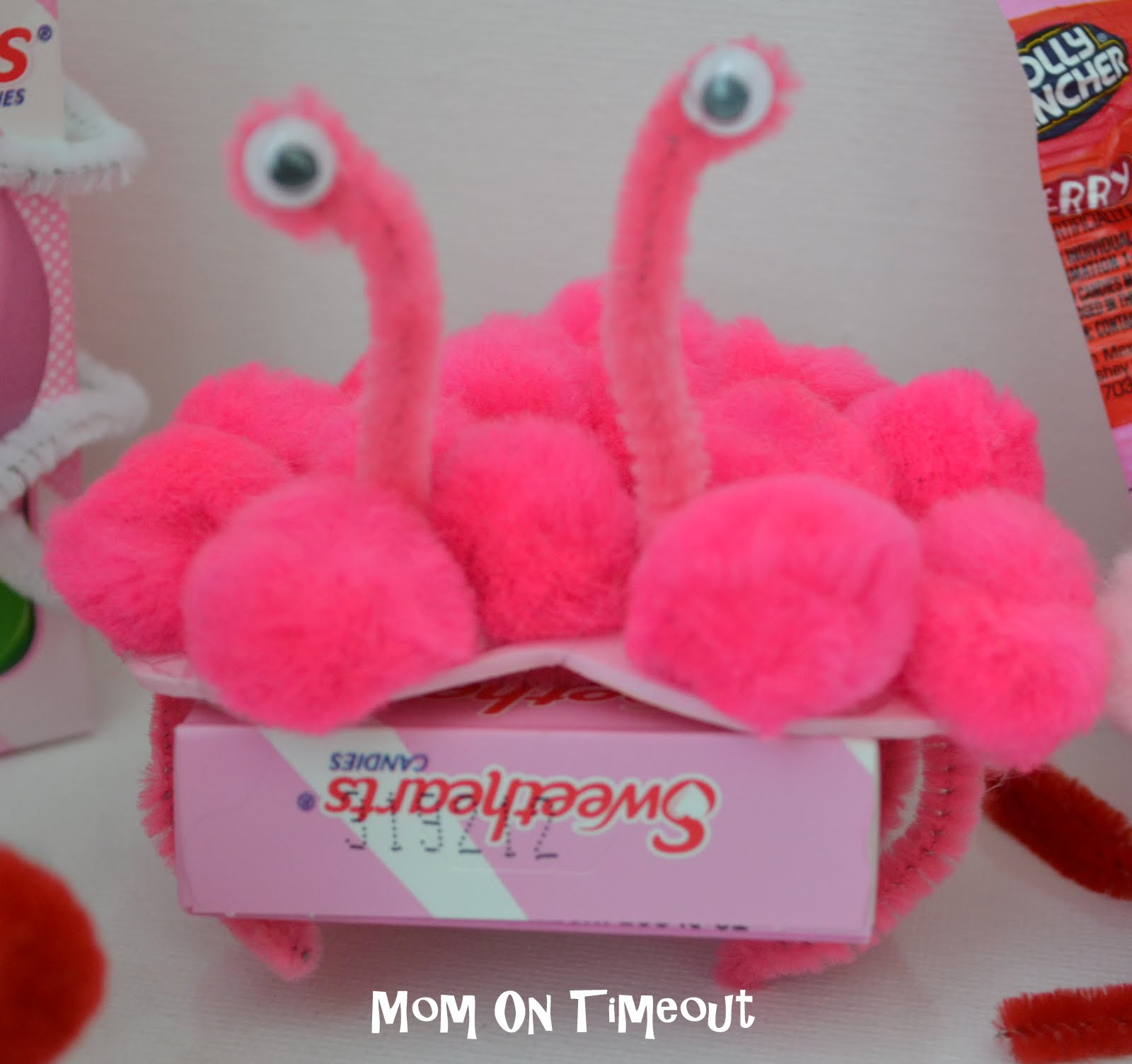 Valentine love bug craft - These Are Super Easy To Make And Add A Little Something Extra To Store Bought Valentines I Love That Each Of These Love Bug Valentines Turns Out