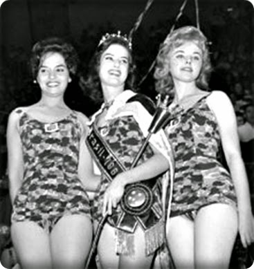 TOP TRES MISS BRASIL 1960