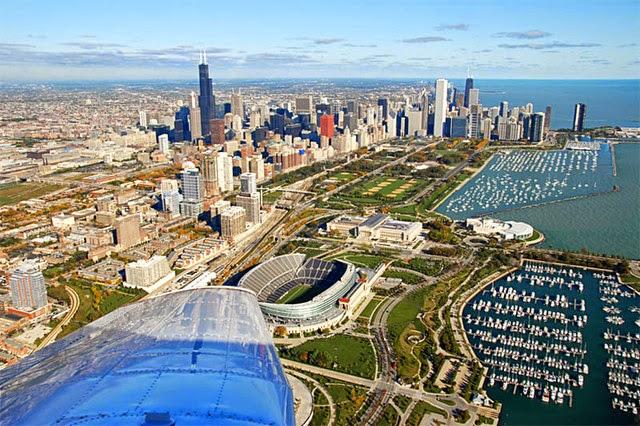 5 powodów, dlaczego do zakochania w Chicago jeden krok!