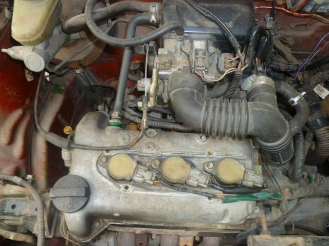 Kp Gasket  Suzuki K6a Engine Gasket