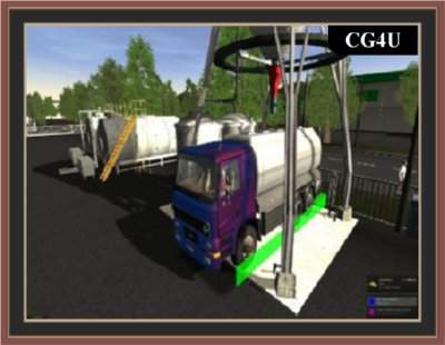 Tanker Truck Simulator 2011 Screenshots
