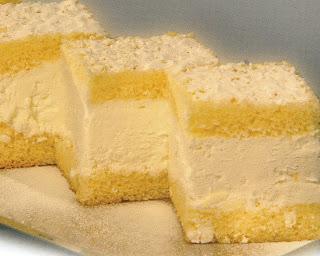 Biskvit s pjenom od sira recept sa slikom