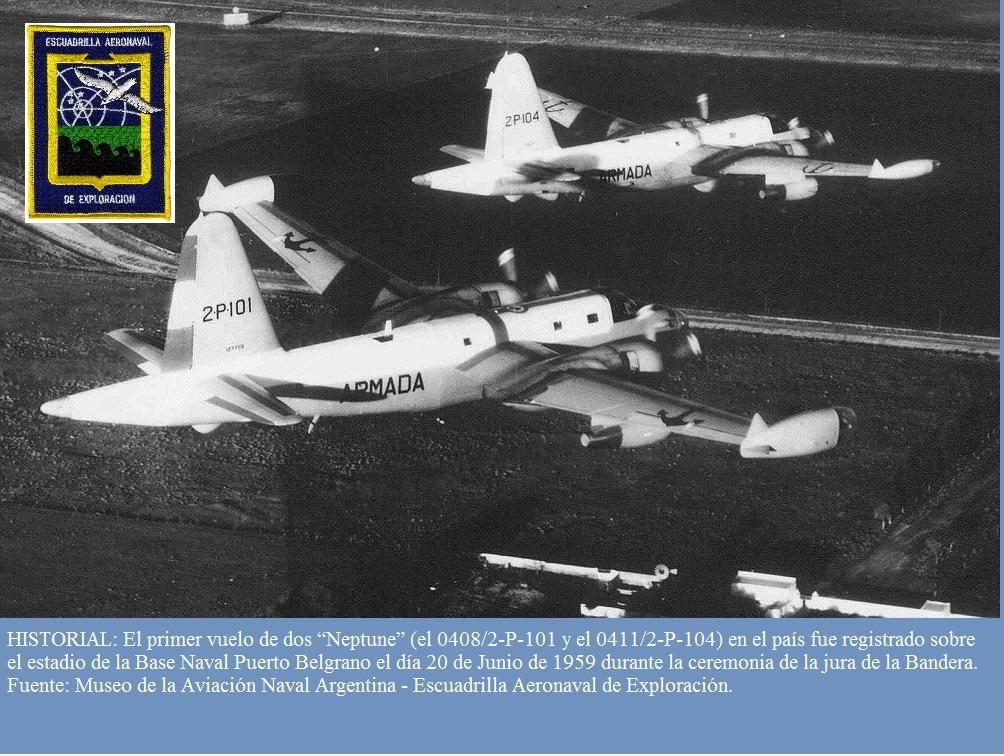 Escuadrilla Aeronaval de Exploración (mes aniversario)