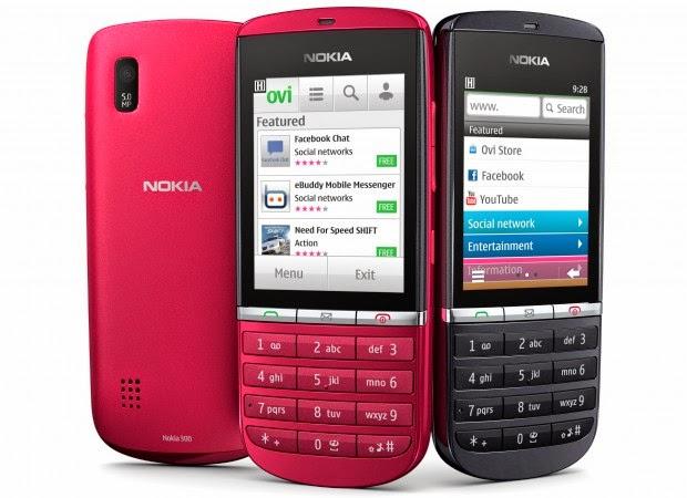 Nokia Asha 300, Manual del usuario, Instrucciones en PDF, Guia en Español