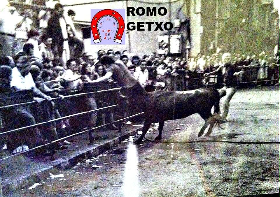 ROMO GETXO VAQUILLAS