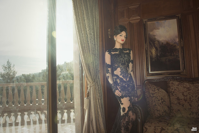 Colección de vestidos elegantes Oved Cohen
