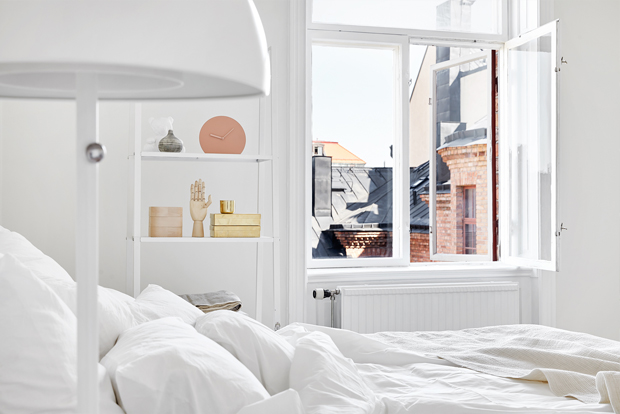 nordic design bedroom
