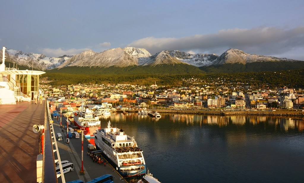 Ushuaia early morning