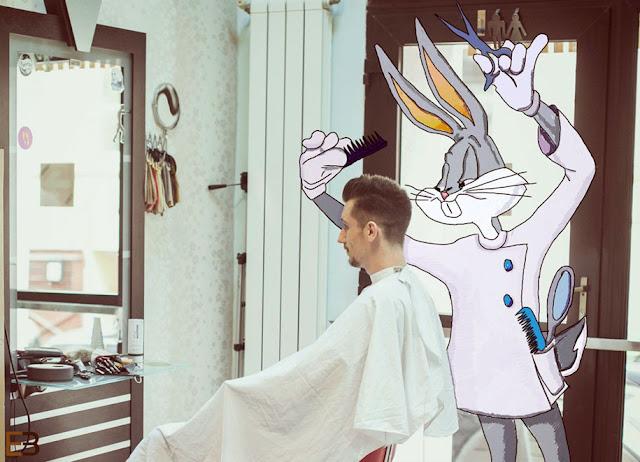 Artista leva personagens de desenhos animados para a vida real em divertidas fotos