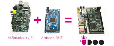 UDOO Raspberry Pi Arduino