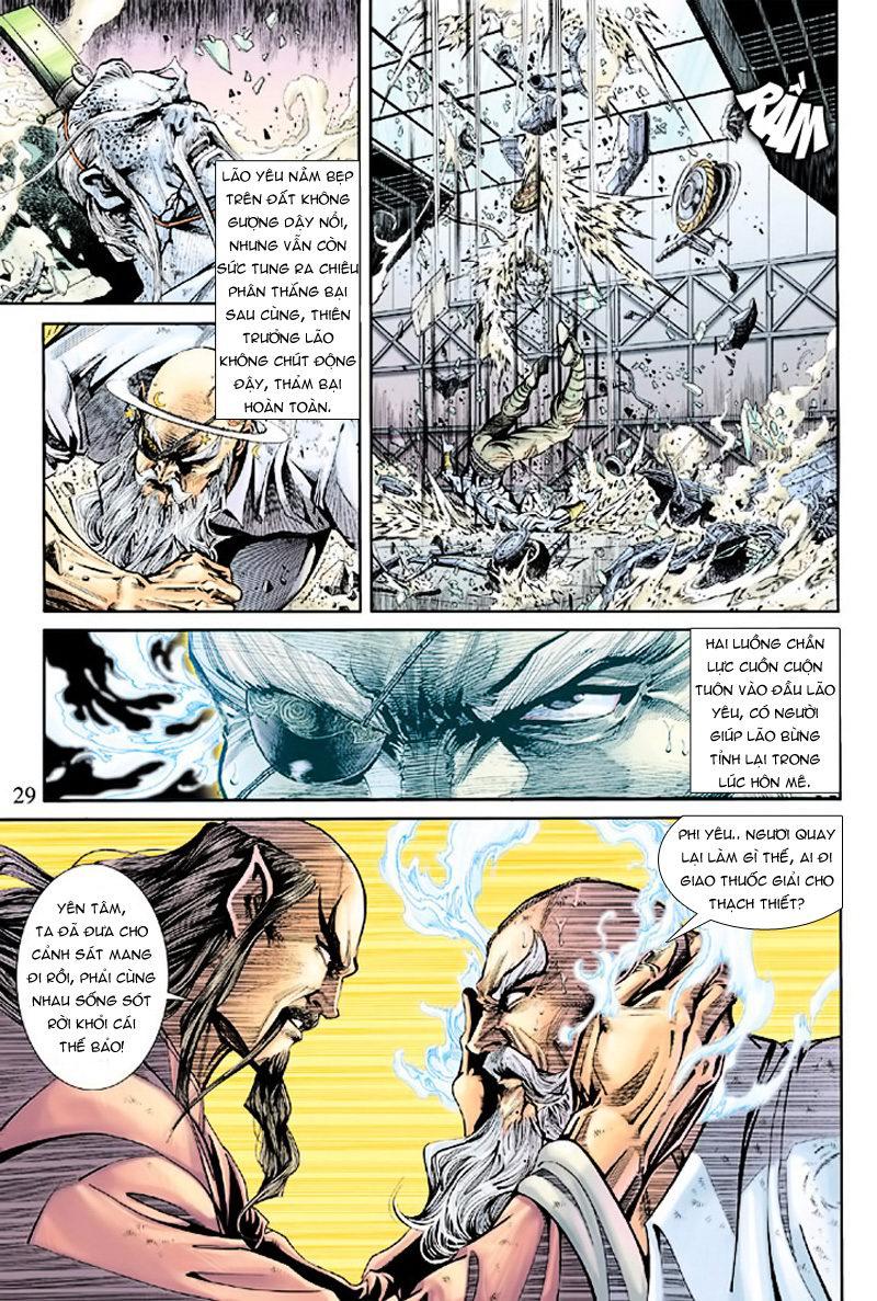 Tân Tác Long Hổ Môn chap 165 - Trang 28