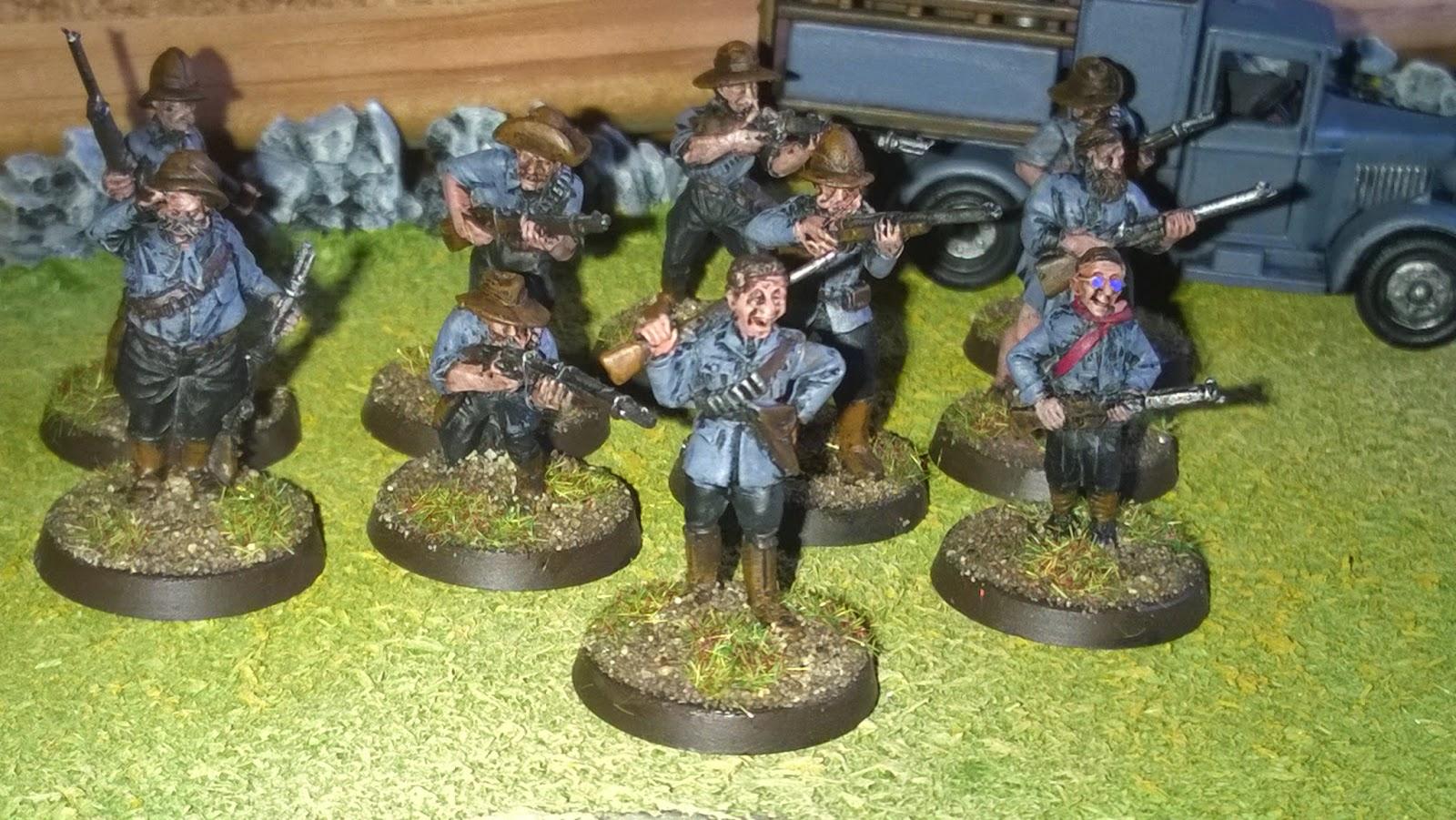 vbcw rifle company darkest africa