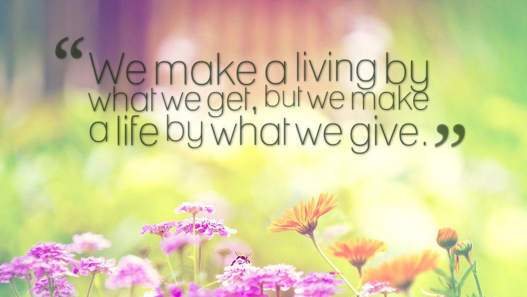 Learn, Live & Hope