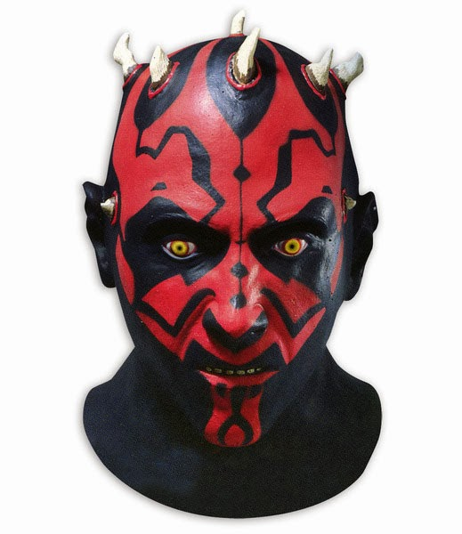 Máscara Darth Maul