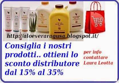 SCONTO FOREVER DAL 15% AL 35% CHIEDI INFO