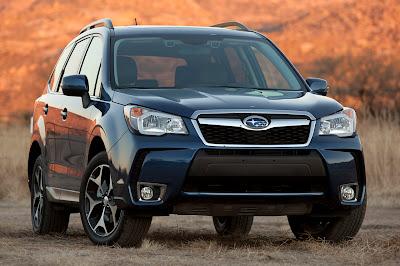 2014 Subaru Forester xt fd
