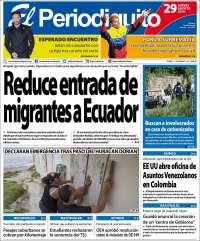 PRIMERA PAGINA EL PERIODIQUITO DE VENEZUELA