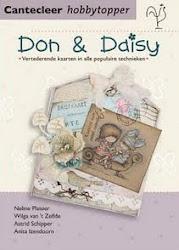 Het eerste boek van Don & Daisy