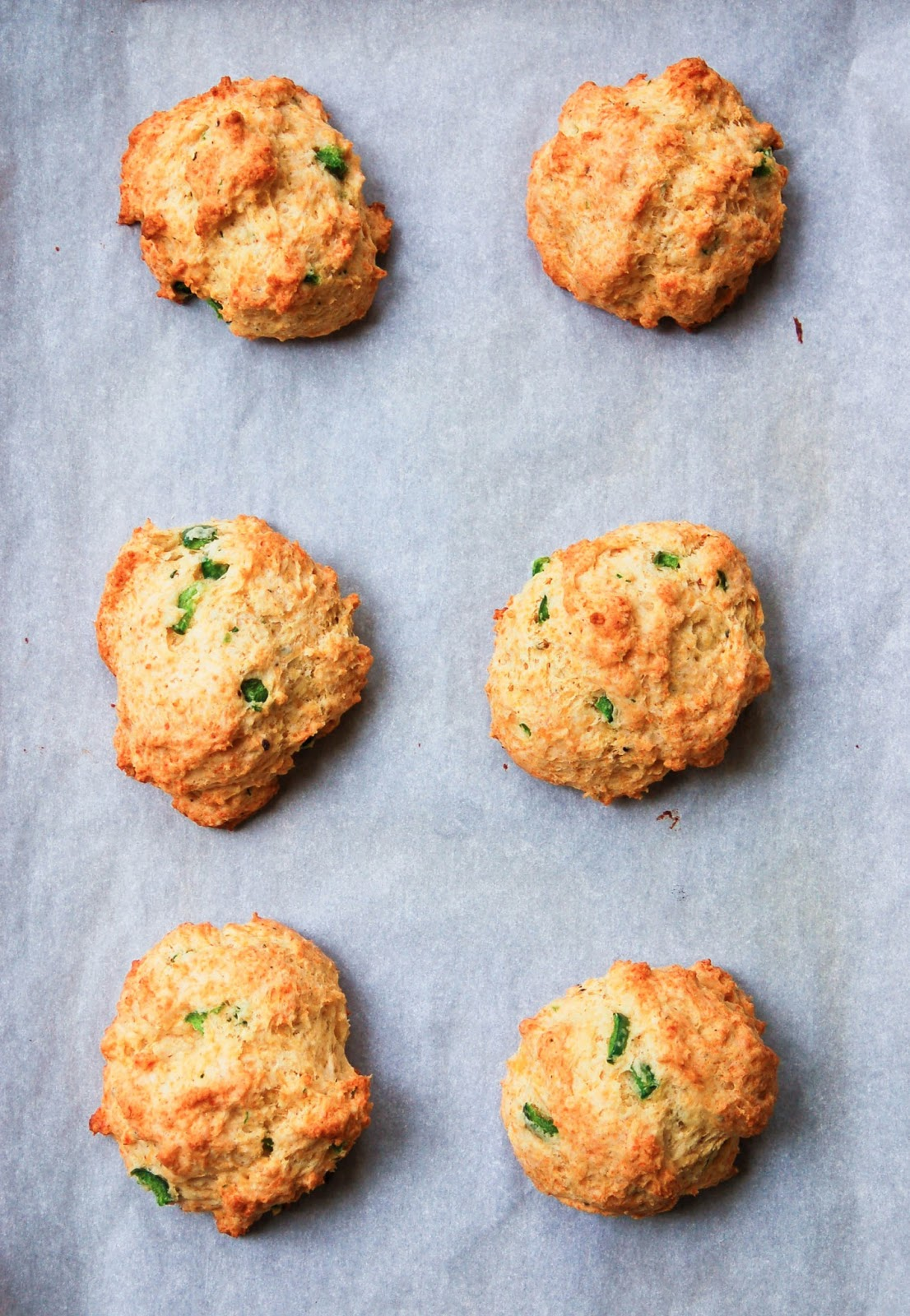 Cheddar-Jalapeno Biscuits