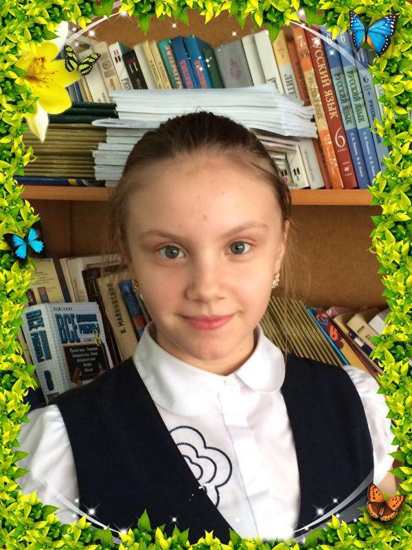Лысенко Ника