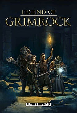 Legend OF Grimrock 1 PC