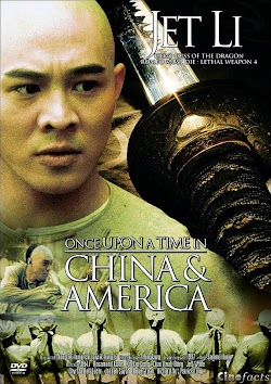 Hoàng Phi Hồng 4 - Once Upon A Time In China IV (1997) Poster