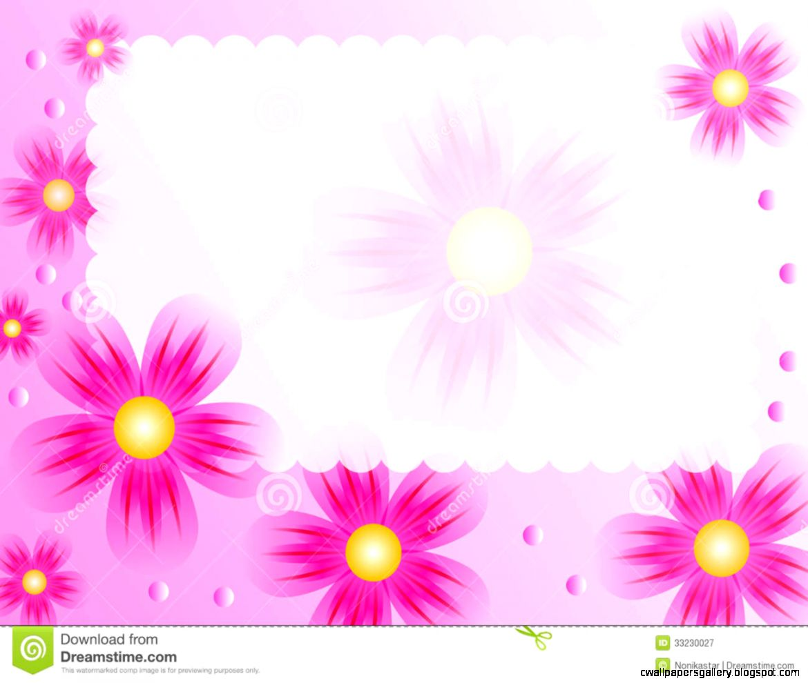 Beautiful Flower Background Royalty Free Stock Image   Image 33177186