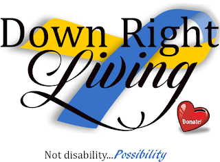 Down Right Living: to help and enrich families with Down syndrome
