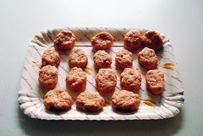 Bocconcini di pollo fritti (Chicken Mcnuggets) 3