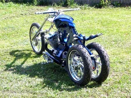 Gambar Motor Keren Roda Tiga