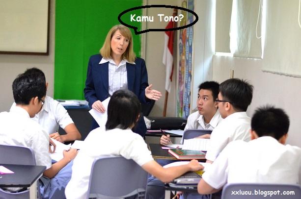 guru dan tono muridnya
