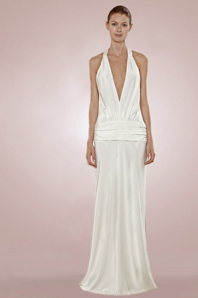 Charlie Brear 2014 Spring Bridal Collection