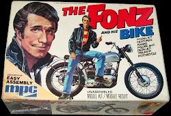 the Fonz Bike