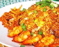 Cara Membuat Nasi Goreng Jawa Seafood Spesial+