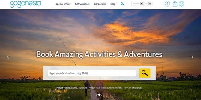 website resmi gogonesia.com