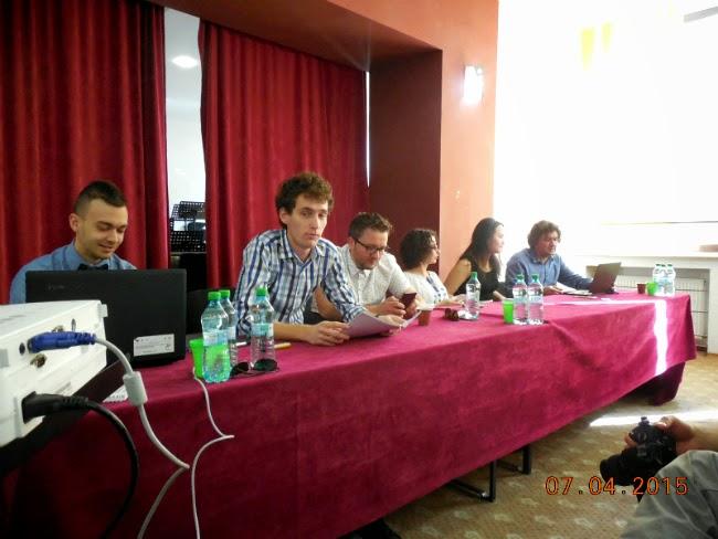 invitatii de la Bucuresti si gazdele