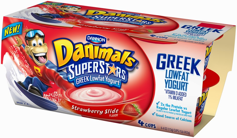 power up your kids with dannon®  {a review}