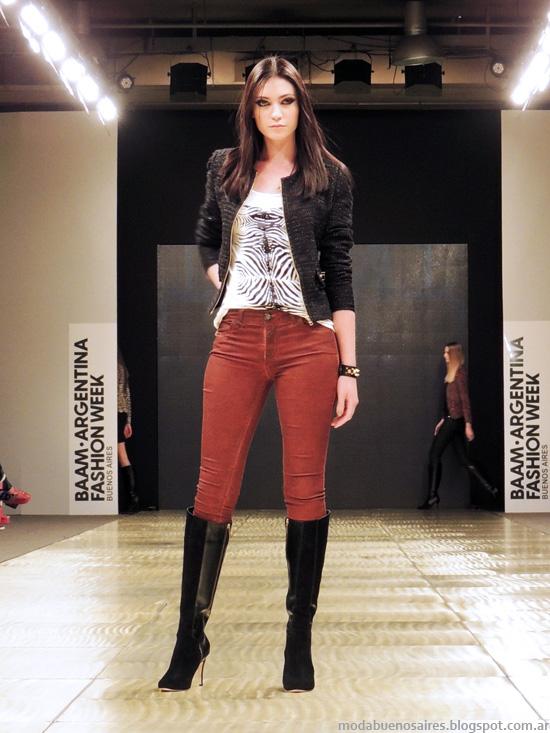 Markova ropa de moda invierno 2014