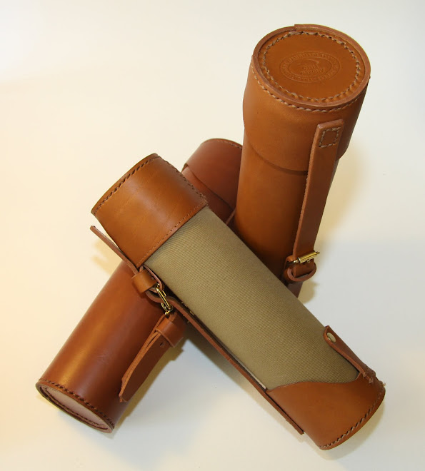 Leather, Aluminium and Leather & Canvas Float Tubes