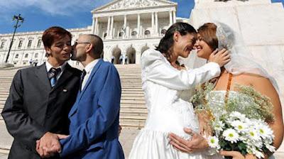6 Negara Ini Melegalkan Penikahan Sesama Jenis