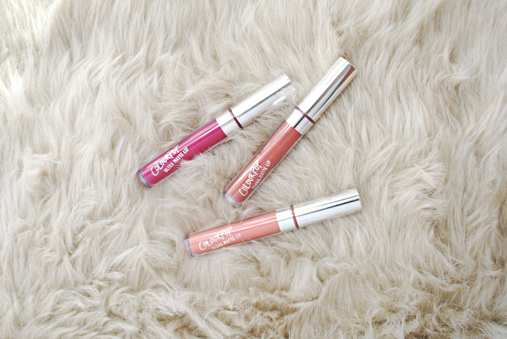ColourPop Cosmetics Ultra Matte Lip Color - Mini Penny Blog