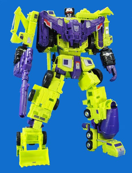 Transformers Unite Warriors UW-04 Devastar AKA Devastator official image 00