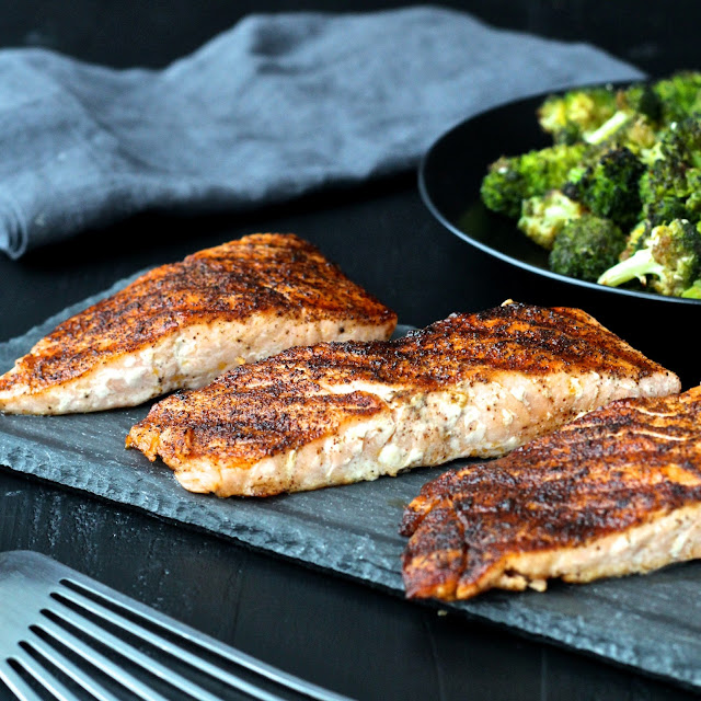 #salmon #hatcherymade #omega3s