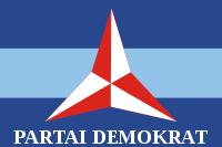 sejarah partai demokrta, struktur partai demokrat, organisasi partai demokrat