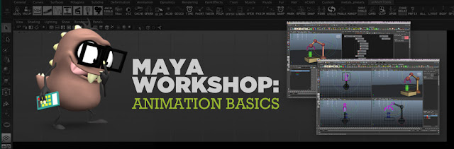 Animation Mentor: Maya Workshop