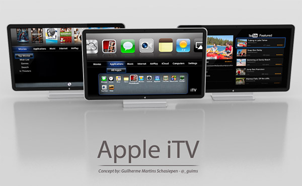 Apple iTV picture