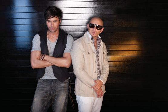 Pitbull ed Enrique Iglesias