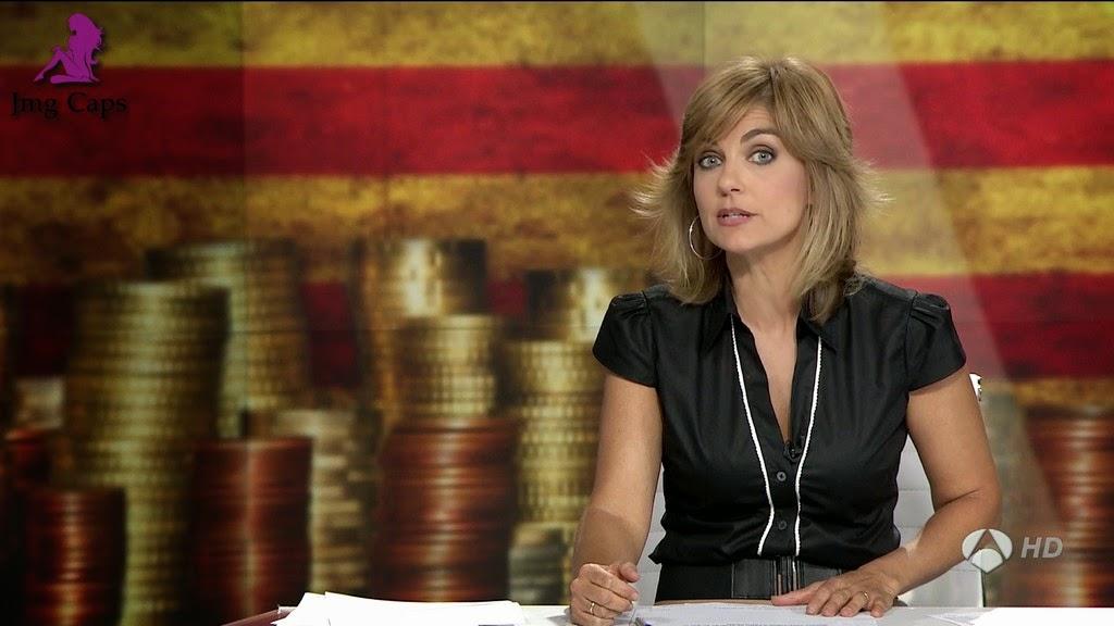 LOURDES MALDONADO, ANTENA 3 NOTICIAS (30.09.14)