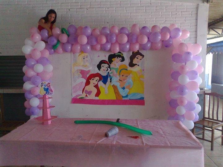 laigrinha fotos de decoraç u00e3o simples das princesas